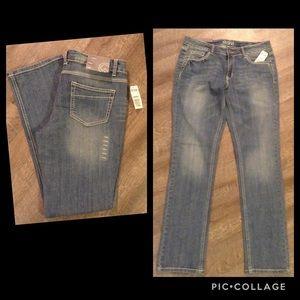 Warehouse One Cali Skinny Jeans
